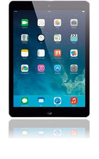 Base: iPad Air inklusive 5 GB Surf-Internet-Flat